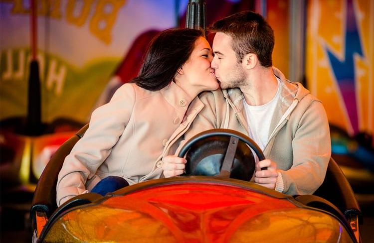 Verlobung in der Öffentlichkeit