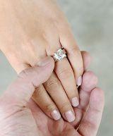 Verlobungsring, welche Hand?