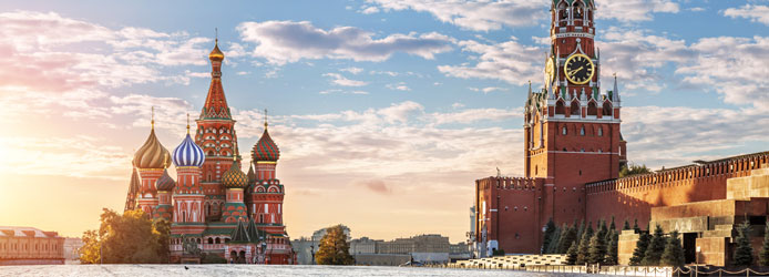 Russische Hochzeitstraditionen