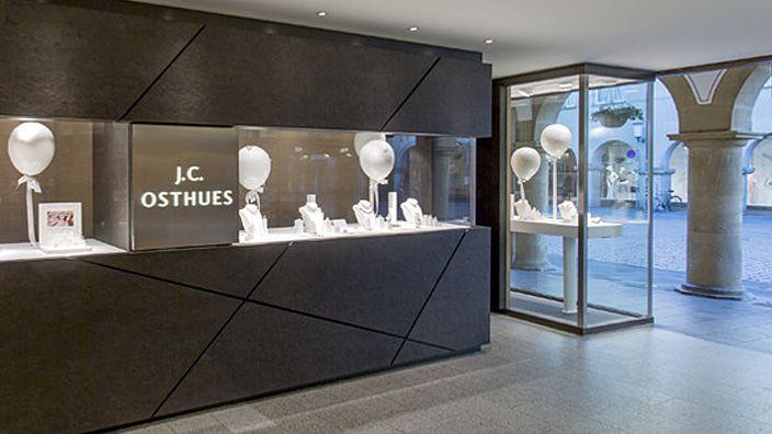 Juwelier J C Osthues Verlobungsringe De