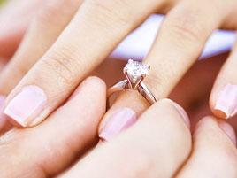Ringgröße ermitteln mit und ohne Ring