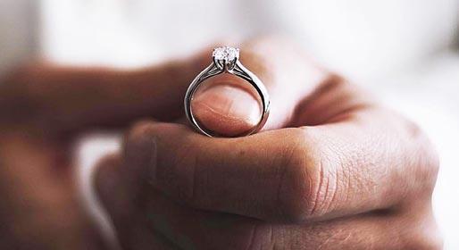 Wunderschöne Diamant-Verlobungsringe entdecken