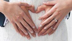 Verlobungsring nach der Hochzeit tragen