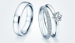 Eheringe selbst gestalten passend zum Verlobungsring
