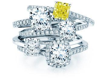 Fancy Cuts  - außergewöhnlich geschliffene Diamanten