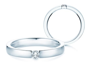 Verlobungsring Infinity