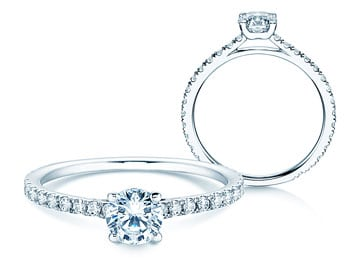 Verlobungsring Pure Diamond