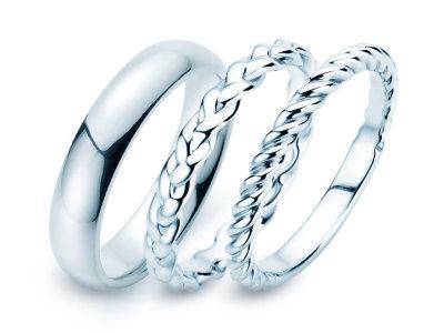 Ringe ohne Stein  – Verlobungsringe für Männer und Frauen
