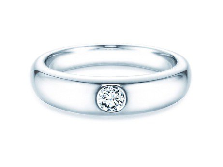 Verlobungsring Promise<br />Silber<br />Diamant 0,25ct