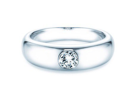 Verlobungsring Promise<br />Silber<br />Diamant 0,30ct