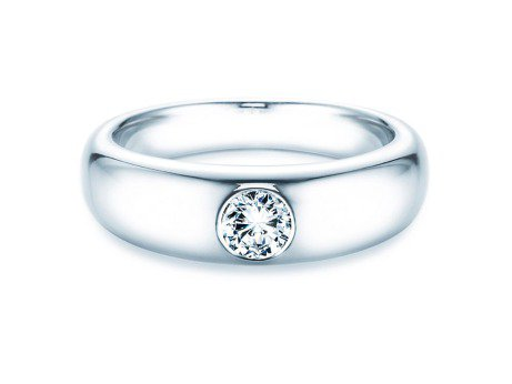 Verlobungsring Promise<br />Silber<br />Diamant 0,40ct
