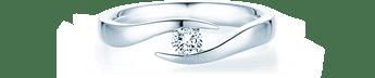 Spannringe  – schlichte Fassung für moderne Ringe