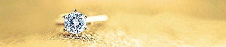 Verlobungsringe aus Gold