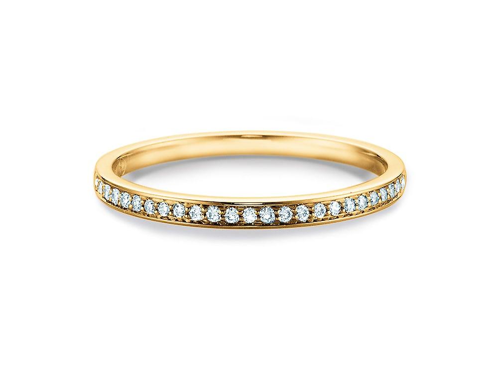 diamant bandring