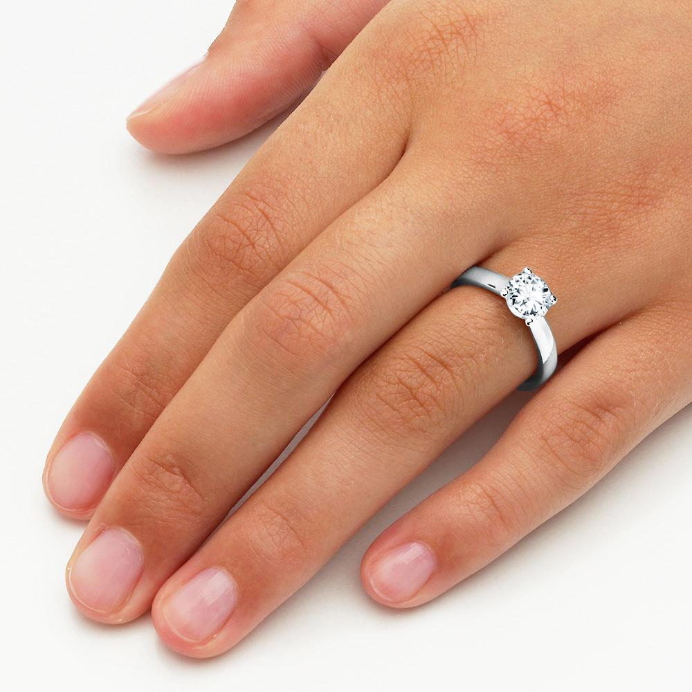 Ring Met Briljant