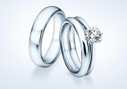 Passend zum Verlobungsring Eheringe einfach selbst gestalten