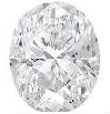 Diamant Oval